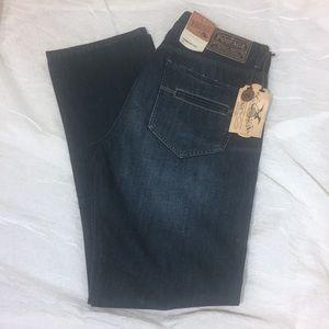NWT BKE Post'age Straight Leg Jeans